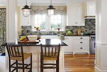 Ideas for a kitchen remodel / by Sharyl Rodgers