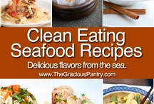 My fish recipes! / by Heather Groover