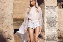 Fav Editorial Looks / by Leandra Patlan