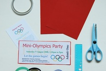 Olympic Festivities / by Beth Engle