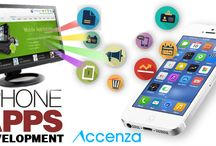 iPhone, Android and Windows Phone Development / Accenza is a mobile application development company developing mobile apps for iOS(iphone,ipad), android and blackberry and provides custom iPhone Application solutions to a range of businesses and entrepreneurs looking to streamline their environments.