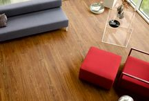Floors / Black butt and spotted gum