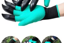 Digging gloves