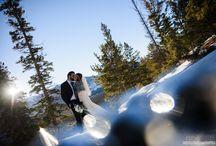 Banff and lake Louise wedding photography