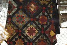 Folk art textiles