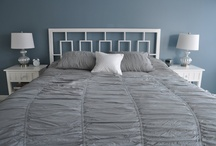 Bedroom update! / by Jessi Moore
