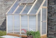 Greenhouse / My husband bought me a greenhouse! / by Joi Taylor