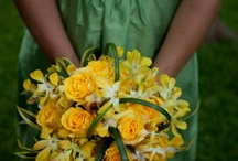 Color Inspiration - Yellow / Yellow! How to bring yellow into your Costa Rica Wedding color scheme.