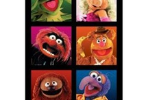 Muppets / by Victoria Haynes