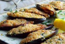 Poisson, coquillages et crustacés