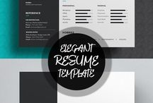 CV & Resume Design / A place to share the best designed resumes and CVs you can find!