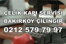 Bakırköy Çilingir Emniyet Anahtar / İstanbul Bakırköy de kilitli kalan çelik kapılar için verilen Bakırköy çilingir hizmeti haftanın 7 günü 24 saat verilmektedir.