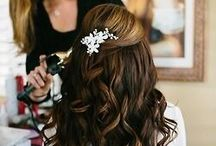 My wedding hair / by Kelly Elizabeth