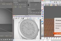 Animación / Animación en After Effects y Maya Autodesk por Ricardo Caballero Olivo