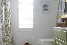 Bathrooms / by Abbie Shuey