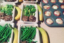 meal prep / by Jennifer Daney
