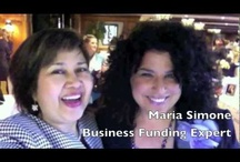 Passion to Prosperity Diva: Maria Simone / Passion to Prosperity Diva: Maria Simone is an absolute genius when it comes to helping businesses raise funding to jump start their revenues.  She's on a mission to help 1,000 companies access $100 Million Dollars in funding resources to grow their businesses.  That's $100,000 for each business!