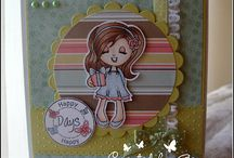 Cutie Pie Digi Collection / These creations are made using our Cutie Pie digi collection from our store...