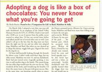 IVHS & SPCA Newsletters / The Humane Way