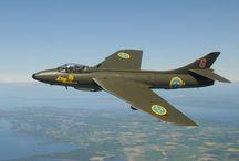 Militärflyg äldre