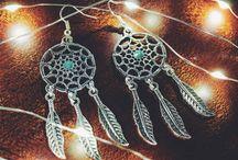 Dreamcatcher Jewelry / Jewelry made by kimfulyjewelry Dreamcatcher bracelets