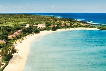 Escape / Nestling between sugarcane fields and the turquoise waters of the Indian Ocean, Shanti Maurice – a Mauritius resort – satisfies all the senses. / by Shanti Maurice