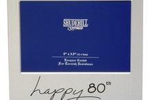 80th Birthday Gift Suggestions / A Choice of Gifts for an 80th Birthday that really is something to celebrate and to enjoy.