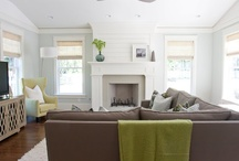 Home - Family Room / by Tonya Jarvis
