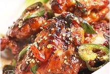 Chicken recipes / by Britney Walker