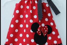 Disney outfits / by Crystal Varnon