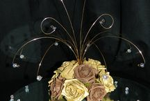 Chocolate Brown Wedding Theme / Chocolate Brown Wedding Theme pictures from UK suppliers ... find their details at www.facebook.com/weddingfinds