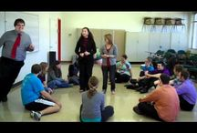 Games for kids / Singing group games