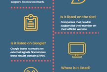 Infographics / Here you can find important information visually summarized by detailed infographics.