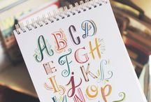 Girly - Caligraphy
