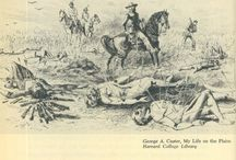 Kidder Massacre / 2nd Lt. Lyman Kidder and his company, plus Scout Red Bead were killed by Native Americans in July 1867, the first recorded event in what would become Sherman County, Kansas.
