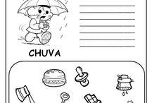 ATIVIDADES/ LISTA DE PALAVRAS