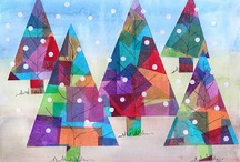 Holiday Card Art Options / by Melissa Walters