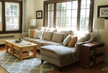 Living Rooms / by Becca Meche