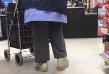 Raised boot - Christine