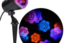 Holiday Decor Projection Lights