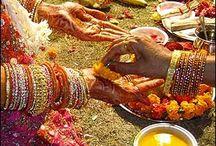 India Magic & Marigolds