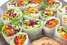 Recipes- veggies