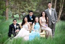 Prom - house group photos