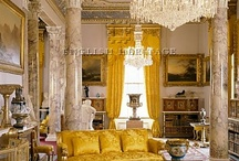 INTERIORS WITH YELLOW COLOUR