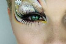Make UP Ideas for every day and stage make up