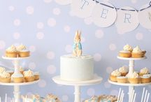 Peter Rabbit Christening / Peter Rabbit Christening by www.imprintables.com.au and www.hellonaomi.com.au
