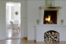 fireplaces / by Design Rulz