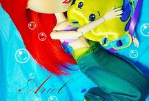 Pullip in Cosplay