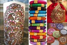 Mehendi Giveaways / Delicious, pretty and yummy are the words one can use to describe favours for this event. Use your wackiest creativity for favours for your Mehndi event. How lucky are we as Indians to be able to host such a fun event like the Mehndi or Henna function. Oodles of colours and cute trinklets. We have shortlisted a few of some super cool Mehndi give aways for your wedding. Pay a little attention to souring some of these cuties while planning your wedding and Mehndi.