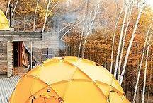 Tents Campeggio